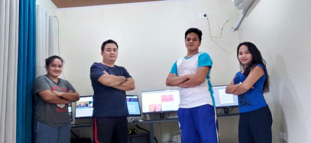 Black & Blue Tech Labz New Office